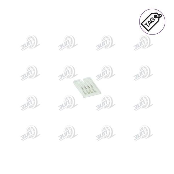 Иглы для маркировки тонкие. Вставка - 4 шт. (VC.20.020)