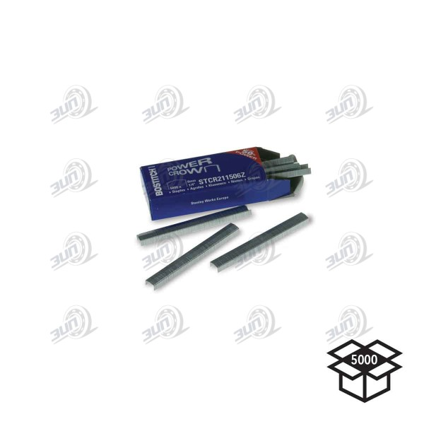 Скобы для степлера BOSTITCH - 10 мм. (VB.50.120)